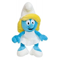 Joy Toy 755611 Smurfette Plush Toy, 20 cm