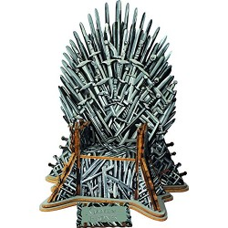 Educa Borras 17207 Game of Thrones 3D Monument Puzzle
