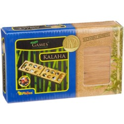 Philos Mancala Bamboo Travel Set