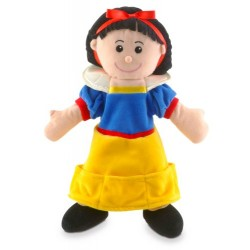 Snow White Hand and Finger Puppet Set