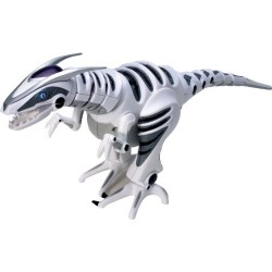 Mini Roboraptor Remote Control Dinosaur Walking Toy RC Robot Raptor Gadget