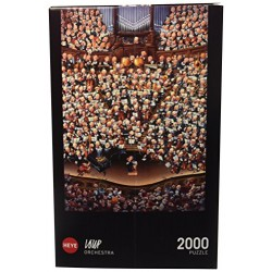 Orchestra 2000 piece puzzle