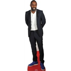 Star Cutouts Cut Out of Idris Elba