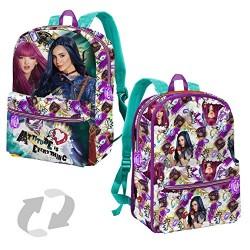 Karactermania The Descendants 2 Children's Backpack, 40 cm, Turquoise
