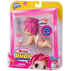 Little Live Bizzy Bubs 28472 Crawling Baby Primmy Doll