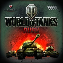 World of Tanks Rush Card Game