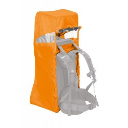 VAUDE Large Rain Cover for Child Carriers orange Size
