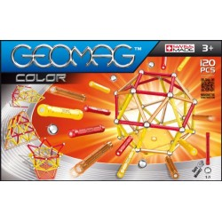 Geomag Colour Set (120 Pieces)