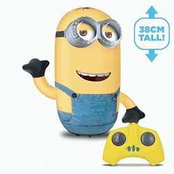 Remote Controlled Inflatable, Mini Minion Kevin with Sounds