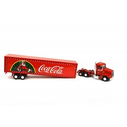 Coca Cola 443012 LED Christmas Light up Truck, Red