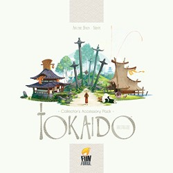 Funforge Tokaido Collector's Accessory Pack Board Game