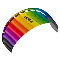 HQ Kites 2.2m Symphony Beach III Rainbow R2F