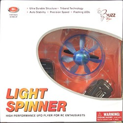 Buzz Toys 0063 Light Spinner