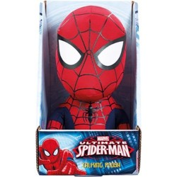 Marvel Talking Spiderman Plush Toy (Medium)