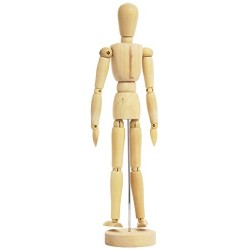 Daler Rowney 12 Inch Mannequin/Lay Figure