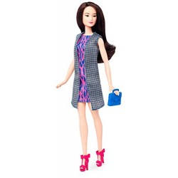 Barbie DTD99 Fashionistas Chick with a Wink Doll