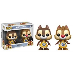 Funko 12366 Pop Vinyl Kingdom Hearts Chip and Dale Figure