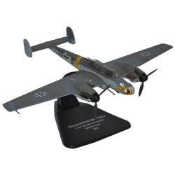 Oxford Diecast Me 110G JG/1 Wespen Geschwader 1943 Vehicle