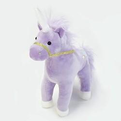 GUND 4059107 Bluebell Purple Unicorn Soft Toy