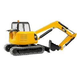 Bruder 02456 CAT Mini Excavator Toy