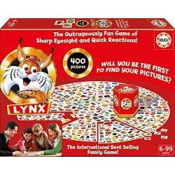 Educa Borras 17055 Lynx 400 Board Game