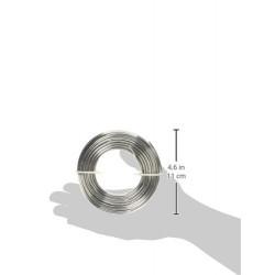Playbox 50m/ 2mm Aluminium Wire (Silver)