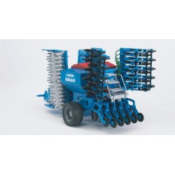 Bruder 02026 Lemken Solitair 9 Sowing combination