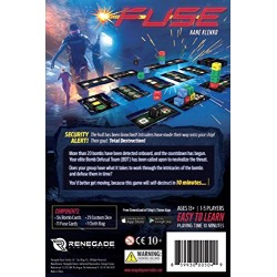 Renegade Game Studios RGS00504 Fuse Dice Game