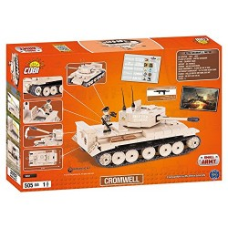 COBI 3002 Cromwell Tank model