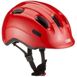 ABUS Smiley 2.0 Children's Cycling Helmet, Children's, Smiley 2.0, sparkling red, 50