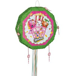 Shopkins Pinata, Pull String