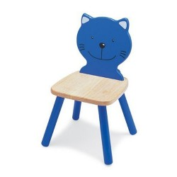 Pintoy Wooden Cat Chair