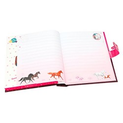 Depesche 8786 Journal Miss Melody Code and Sound – Pink