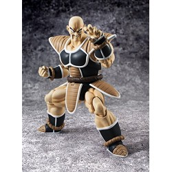 Tamashii Nations 54930 Dragon Ball Z Nappa SH Figuarts Figure