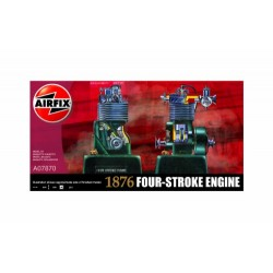 Airfix A07870 4 Stroke Petrol Engine Series 5 Plastic Model Kit