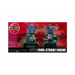 Airfix A07870 4 Stroke Petrol Engine Series 5 Plastic Model Kit