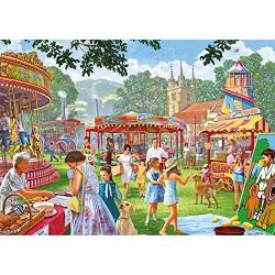 Falcon de luxe Sixties Summer Fete Jigsaw Puzzle (2000