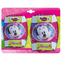 Stamp Disney Minnie Mouse Elbow and Knee Pads