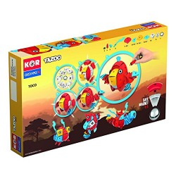 Geomag Kor Tazoo Toco Construction Toy (86