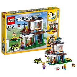LEGO UK 31068 Modular Modern Home Construction Toy