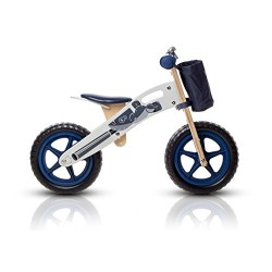 KinderKraft Balance Push First Bike for Children, Runner Motor