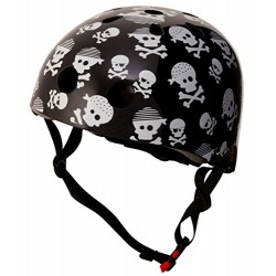 Kiddimoto KMH043S Kinder Skullz Helmet, Small