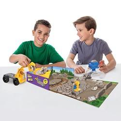 Kinetic Sand 6033177 Rock Crushin Set