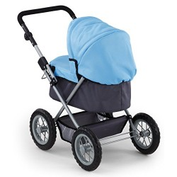 Bayer Design 1305500 Trendy Dolls Pram