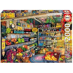 "Educa 17128.0 jigsaw puzzle ""2000 The Farmers Market"""