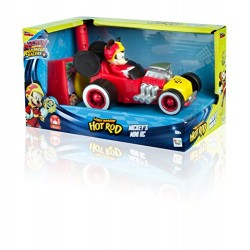 Mickey Roadster Racers Mini RC Car