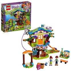 LEGO UK 41335 Mica's Tree House Building Block