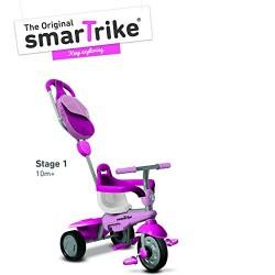SmarTrike Breeze Trike (Pink)