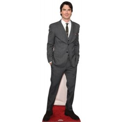Star Cutouts Cut Out of Ian Somerhalder