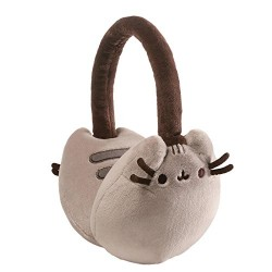 GUND Pusheen 4060050 Plush Earmuffs